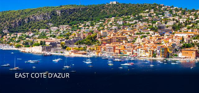East Cote D'Azur