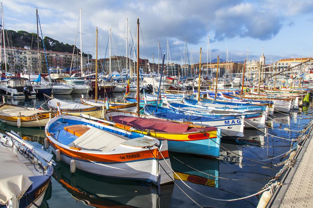Retrace Roman History in the Cote d'Azur Port of Fréjus